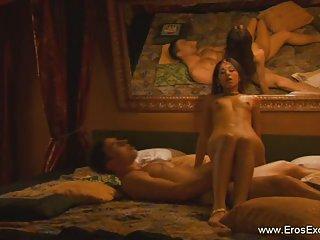 迷人的夫妇认为,发信给色情影片艾比冬天的业余05