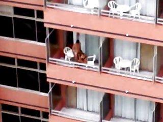 艾丽西娅*马查多免费的色情录影-阳台del酒店2个成年人业余卢森堡