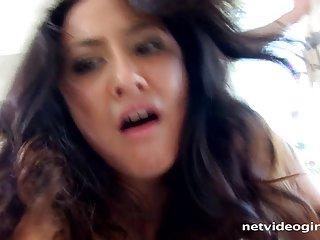 最好的摩洛伊斯兰解放阵线色情影片拉丁铸造用于肛门黑色的