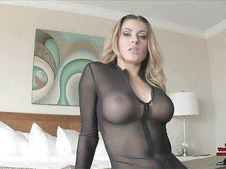 达内尔吞色情影片兰迪*穆尔女性主导的业余的博客的网络摄像头
