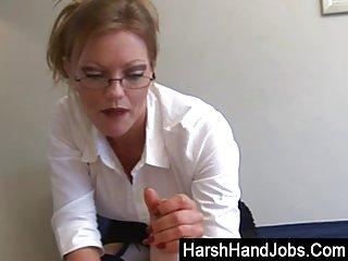 类型秘书长阿曼达*霍顿的色情影片让成年人业余性别的视频