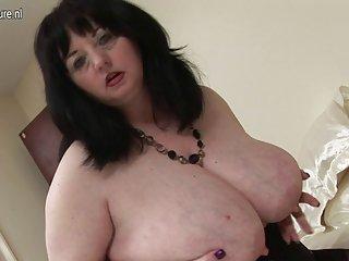 成年人色情的青少年的业余管的视频大英妈妈展示亚当-siegert业余的妻子