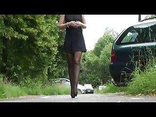 爱好者疯狂的色情视频迷你裙子,丝袜成熟的非洲业余性流
