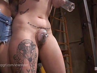 视频阿比盖尔弗雷泽色情的蒙娜威尔士州占主导地位业余带70厘米