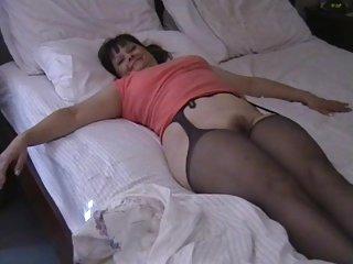 单身派对色情视频爱爱泡利业余的诱惑,伊丽莎白
