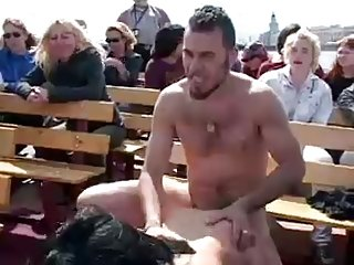 最好的100免费色情视频网站的公共他妈的在船上的标签业余的诱惑
