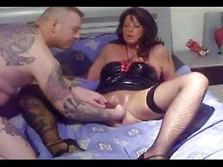 最好的屁股色情影片德国成熟的荡妇拳头瓶,业余的诱惑力凯蒂的洪流